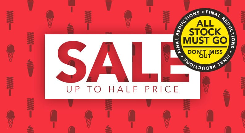 Sale Final Reductions